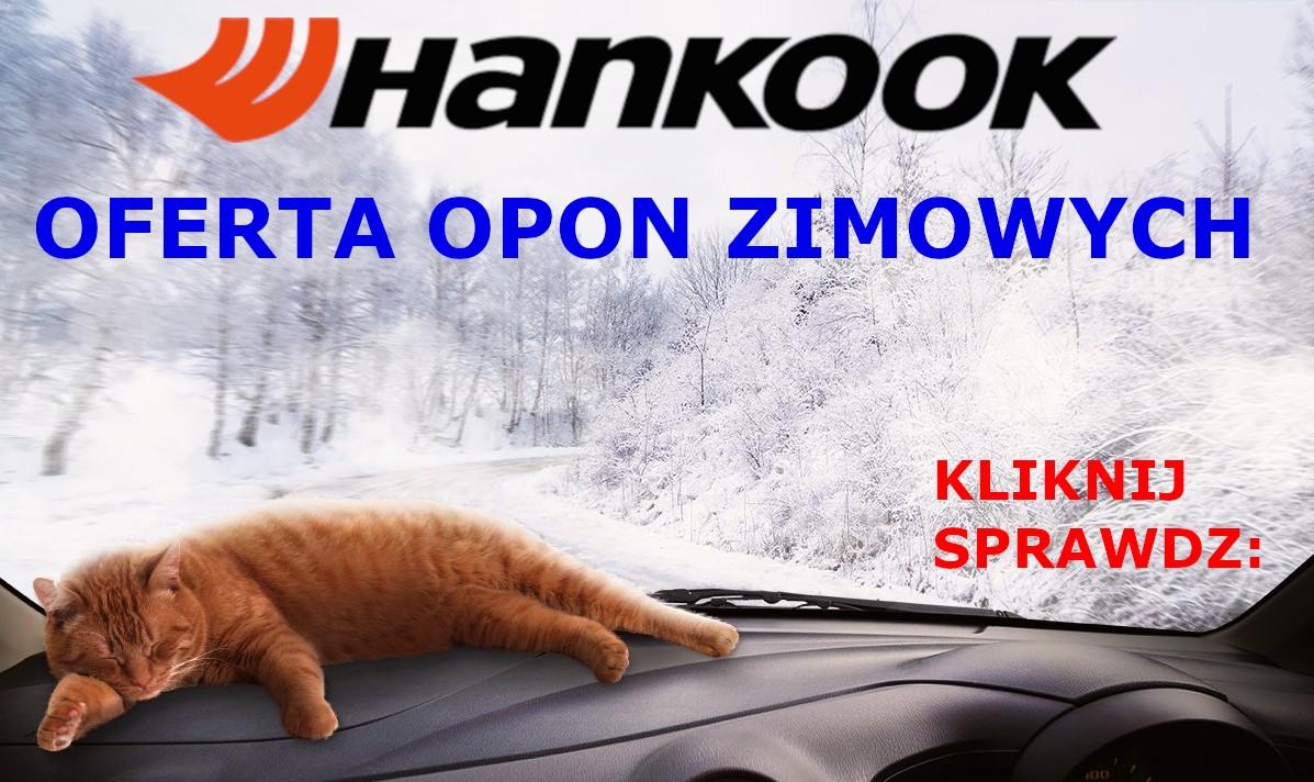 OPONY ZIMOWE HANKOOK